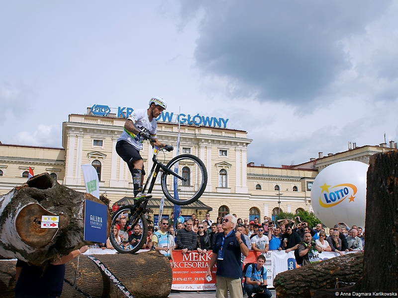 Puchar świata wtrialu rowerowym