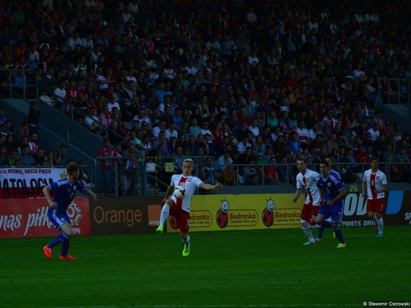 Polska U-21 - Bośnia iHercegowina U-21 1:0.